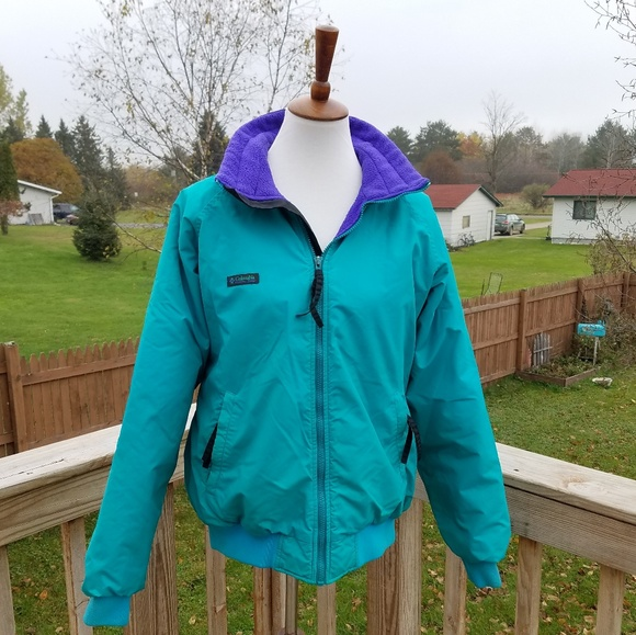 Columbia Other - 🔥CLOSING MONDAY🔥Vintage Columbia Teal Jacket